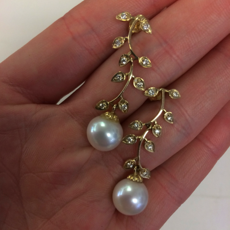 lustre of pearls
